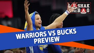 Warriors vs Bucks NBA Picks and Predictions | LoBag's NBA Betting Tips