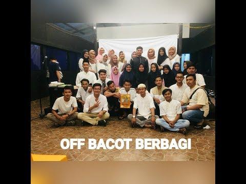 OFF BACOT BERBAGI #RECAPVLOG