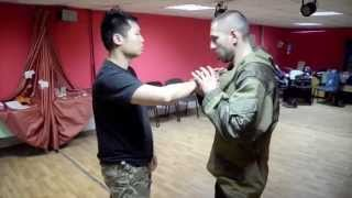 When Wing Chun (詠春) meet Systema (西斯特玛) by Sifu Leo Au Yeung (Full HD) thumbnail