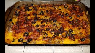 How To Make EASY & Fast Beef Enchiladas (NON Traditional)