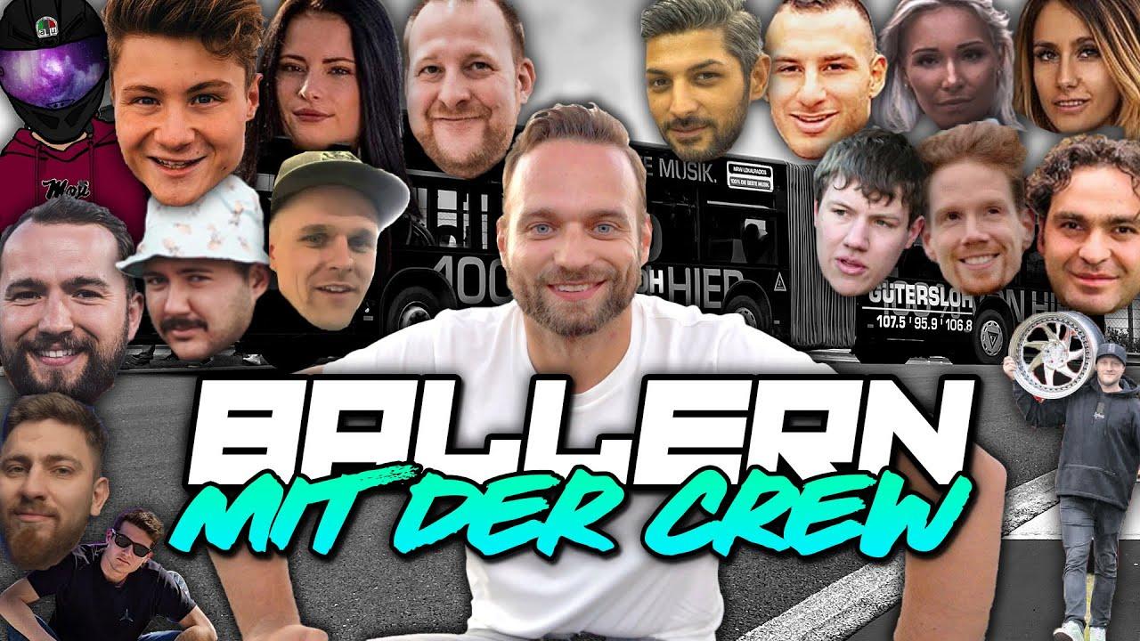 BALLERN mit der Crew auf dem BILSTER BERG!
