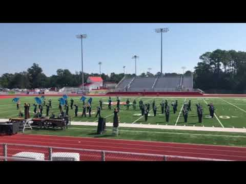 Poplarville High School Band at Gulf Coast Invitational Festival