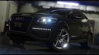 Audi Q7 V12 2010 Videos
