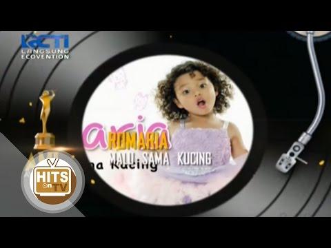 Pemenang Wanita Solo Anak Terbaik 2015 AMI Awards - Romaria