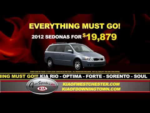 Jim Sipala Kia of West Chester Feel The Heat June 2012 TV ...
