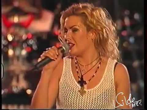 Kim Wilde - Love Blonde @ Donauinselfest '94 [24/06/1994]