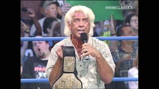 Ric Flair Promo WCW Thunder 5/17/00