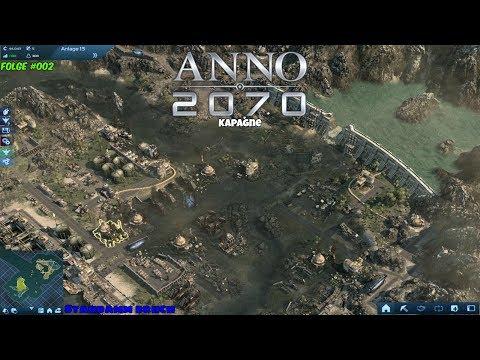 Anno 2070 Folge #002   Der Staudamm Ist Gebrochen   Deutsch