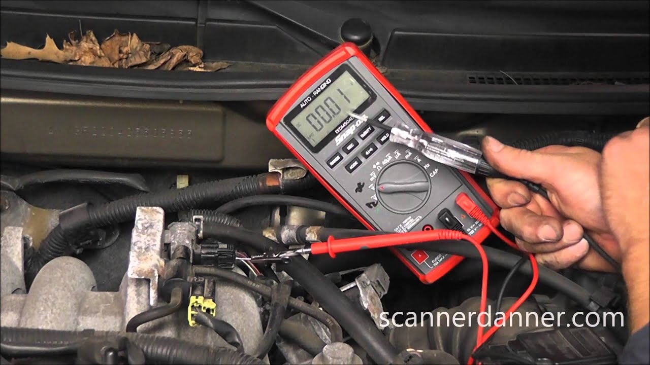 How To Test A Purge Solenoid Mazda P0443 P0455 Youtube 1996 Protege Engine Diagram