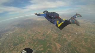 My AFF 7th jump.