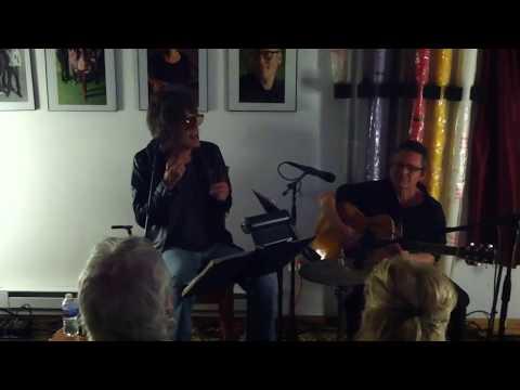 David Johansen at Concerts in the Studio, Freehold NJ