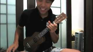 Repeat youtube video I'm yours ukulele教學