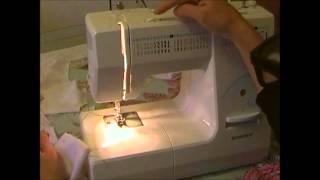 L'atelier de Lysacre. Cours de couture pour débutant /réglage de la machine