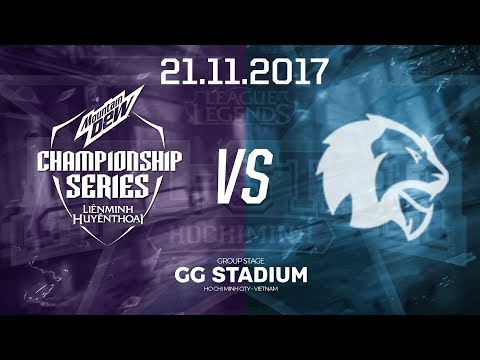 [21.11.2017] Vietnam vs Thailand [Group Stage][AllStar 2017]