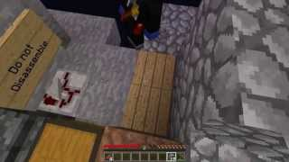 Minecraft: SkyDen z Modami - Automatyczny Generator Cobbla - MisterCe i UltraxHD Ep.2