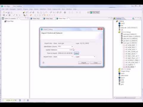 LBSPLUS GNIS G-Terra Spatiotemporal Simulation 2/3.avi