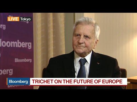 Jean-Claude Trichet on European Politics, Draghi Succession, Trade