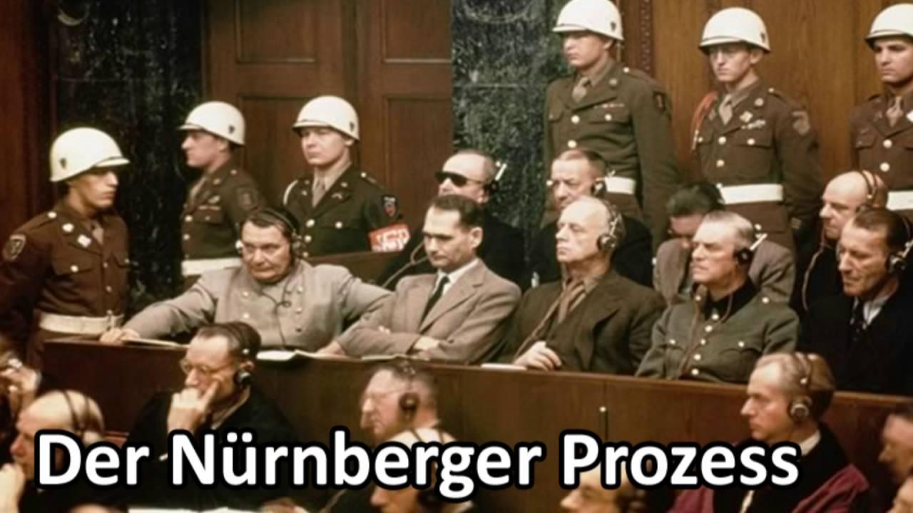 Nürnberger Prozesse Film