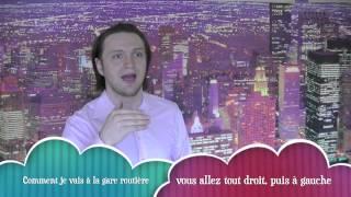 Реальный Французский. Урок 3 Как пройти, транспорт и пр - La route au voyage