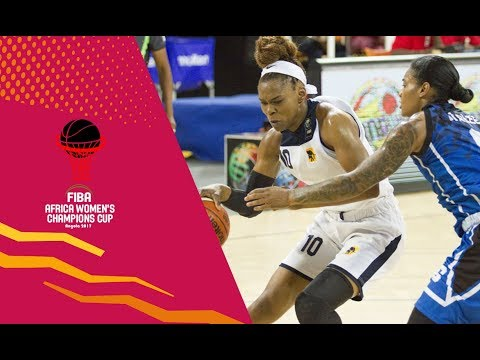 First Bank v Interclube - Highlights - 3rd Place - FIBA Africa Women's Champions Cup 2017