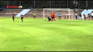 RC Lens - Mons (1-0) Match amical saison 2013/2014