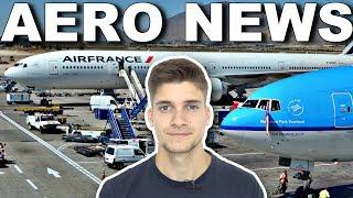 Was ist los bei AIR FRANCE & KLM? AeroNews