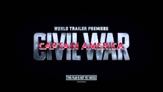CAPTAIN AMERICA Civil War FINAL Teaser Team Cap   Team Iron Man   10Youtube com
