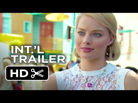 Focus Official UK Trailer #2 (2015) - Will Smith, Margot Robbie Movie HD