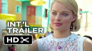 Focus Official UK Trailer #2 (2015) - Will Smith, Margot Robbie Movie HD