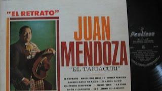 Juan Mendoza   Ojos tristes   Colección Lujomar