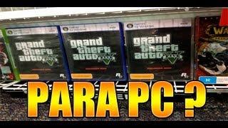 GTA V:  PARA PC ? Rockstar Leeds deja caer que habrá versión para PC