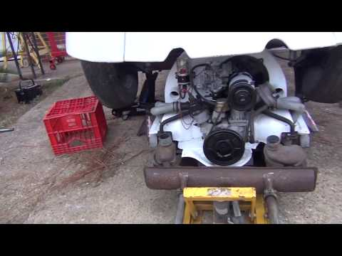 Engine Installation - First Start - 73 VW Beetle Restoration - Update 4