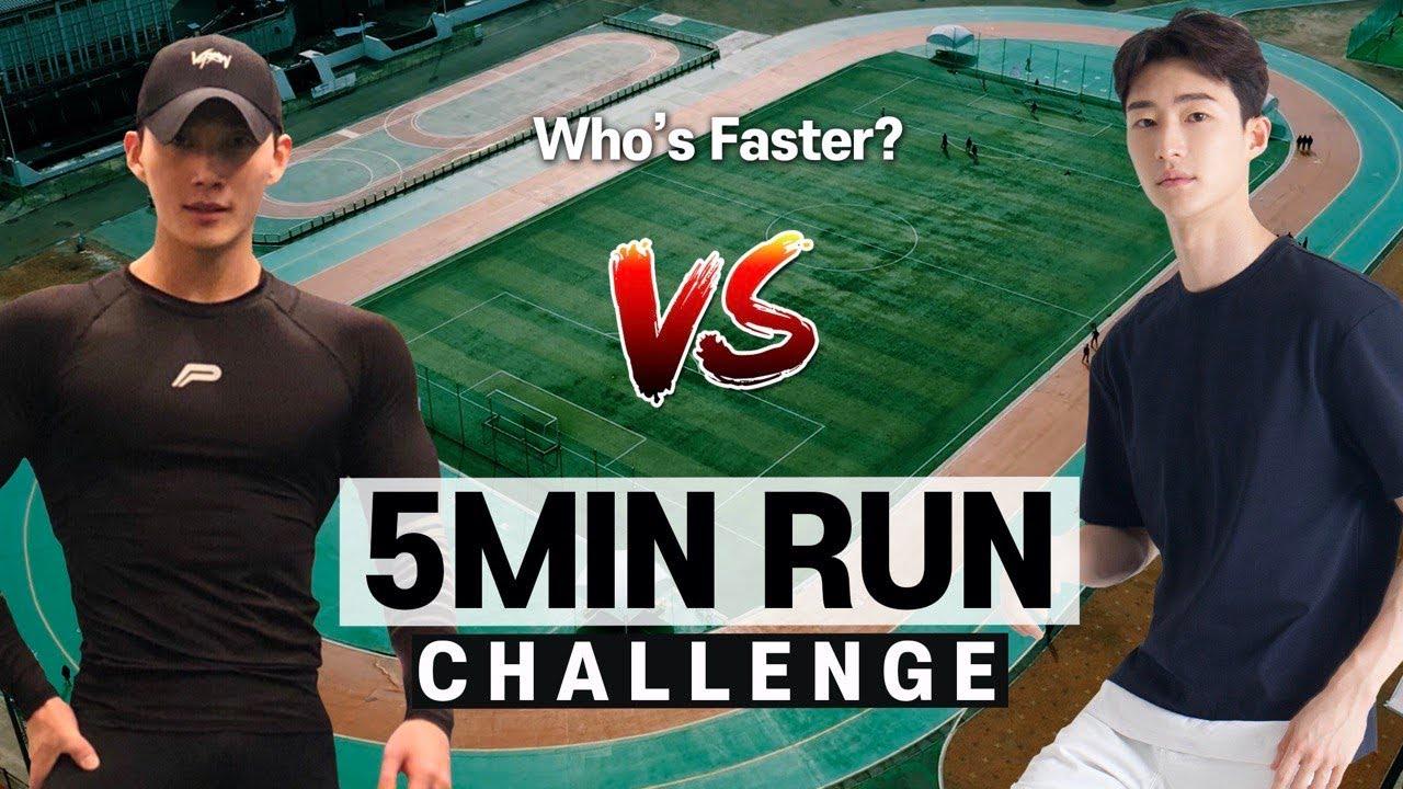 2주만에 빨라지는 법? 간헐적 달리기 챌린지 Faster in 2weeks Intermittent Run Challenge