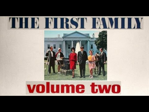 """Vaughn Meader """"The First Family Volume Two"""" 1963 FULL ALBUM"""