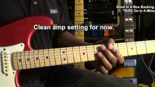 Quik Licks 1 Electric Guitar Solo Lesson EEMusicLIVE