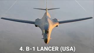 TOP 10 Best Bombers Aircraft In The World 2017 Military Technology 2017
