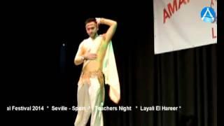 AMANI ORIENTAL FESTIVAL 2014 - Lebanese SIMON (teacher)