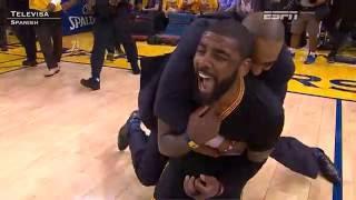 2016 NBA Finals Game 7 Heard Around The World