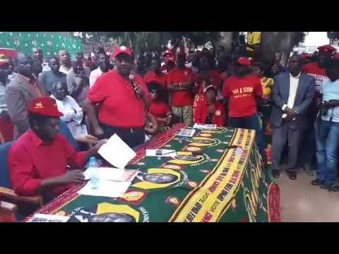HH instructs UPND MPs to move motion to impeach Lungu