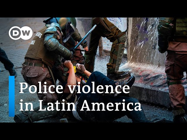 Why is police violence so widespread in Latin America? | DW Analysis