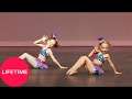 Dance Moms Full Dance Elliana And Lilliana S Twisted Two Duet Season 7 Episode 4 Lifetime mp3