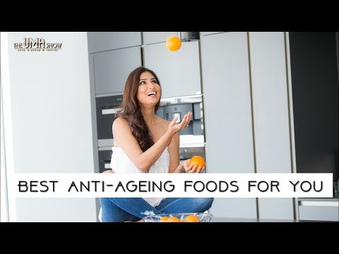 Best Anti-Ageing Foods For You