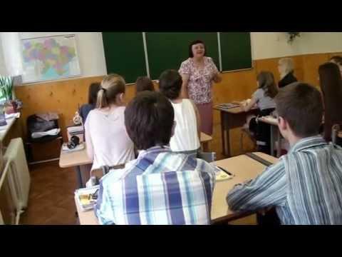 ОСТАННІЙ УРОК ВИПУСК - 2013 10 школа м.Бровари