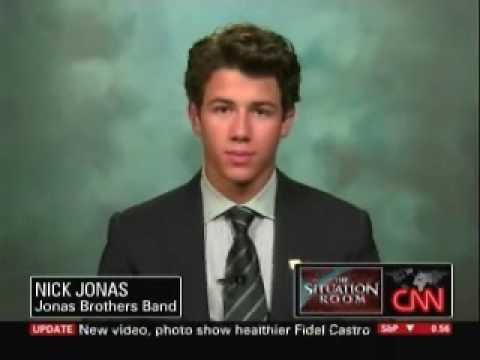 Nick Jonas Interview On Diabetes Awareness Mp3