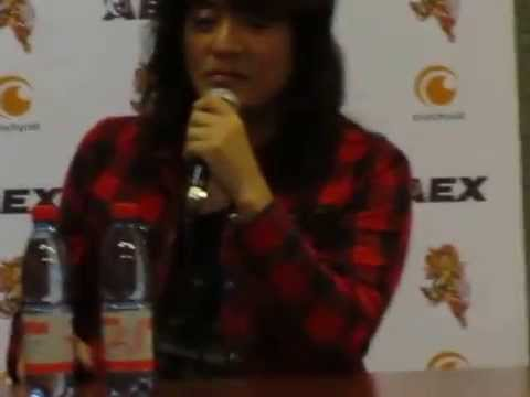 Press conference - Fukuyama Yoshiki