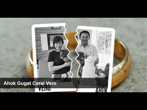 Sah! Ahok - Veronica Tan Resmi Cerai, FULL Hakim Ungkap Alasan Kabulkan Gugatan Cerai