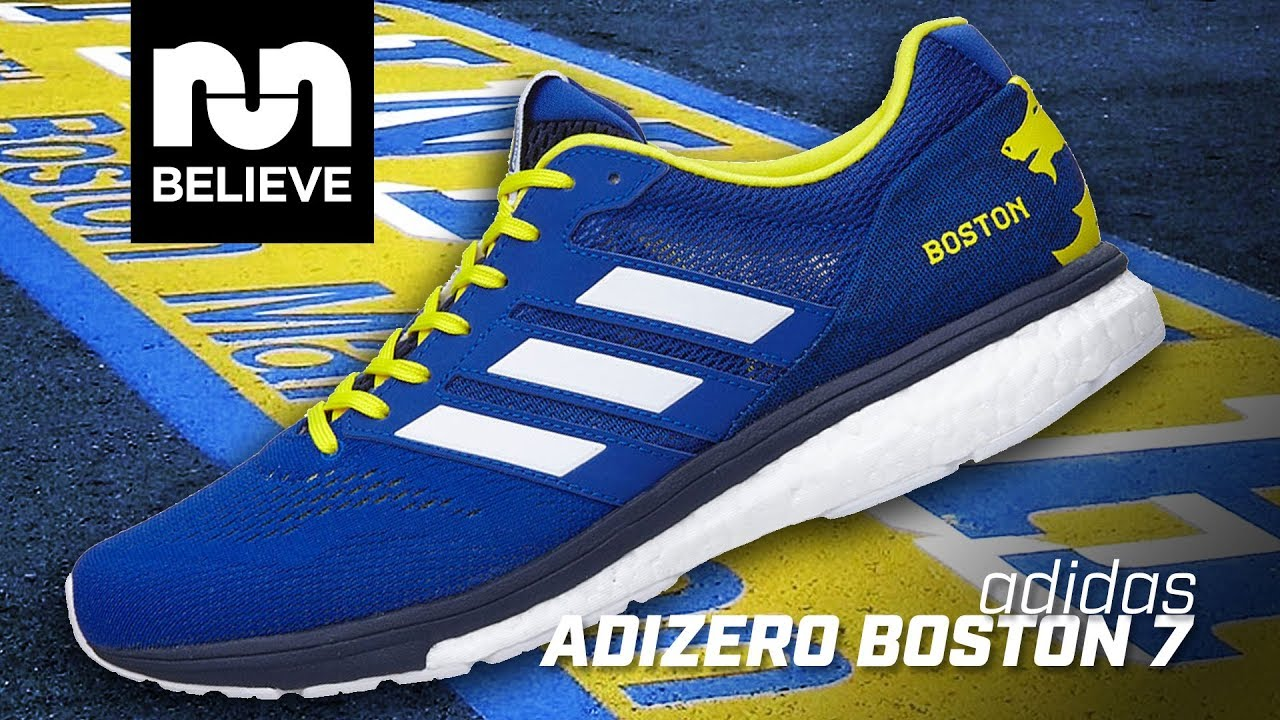 8797ded4 adidas adizero Boston Boost 7 Performance Video Review - YouTube