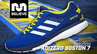 adidas adizero Boston Boost 7 Performance Video Review