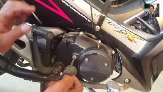 Cara Setel Kopling Pada Motor Supra 125