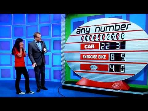 The Price is Right - Any Number - 5/24/2012